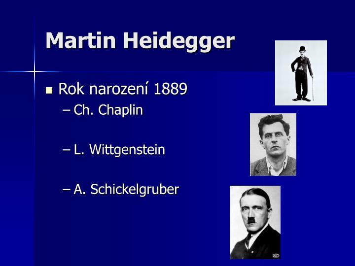Martin heidegger1