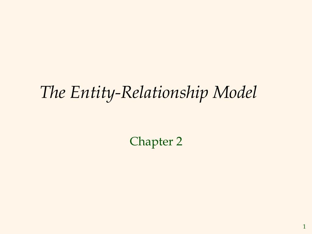 ppt the entity relationship model powerpoint presentation id 3770878 Chart Diagram Template the entity relationship model powerpoint ppt presentation