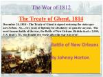 the war of 18122