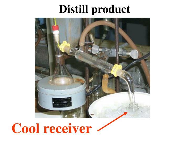 Distill product