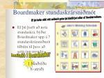 boardmaker stundaskr rsni m t