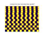 verlopen die rode horizontale lijnen parallel