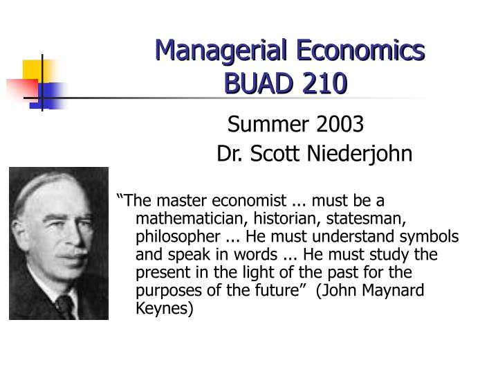 "purpose of managerial economics Managerial economics ""the integration of economic theory with business practice for the purpose of in managerial economics, managerial."