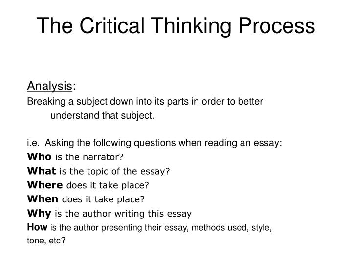 critical thinking projects Thinking skills: creative thinking: be creative-and-critical what, why, and how principles and strategies liberating creativity creativity for living.