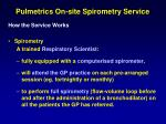 pulmetrics on site spirometry service1