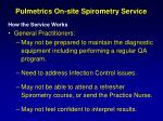 pulmetrics on site spirometry service5