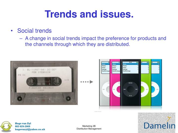 Trends and issues.