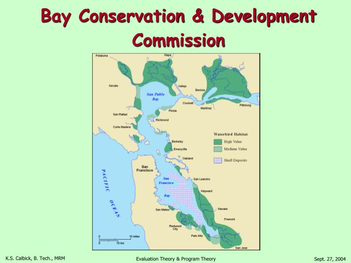Bay Conservation & Development Commission