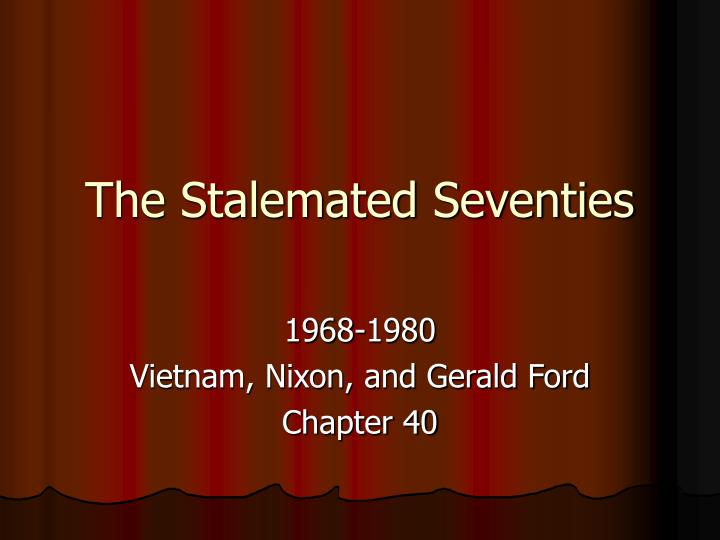 the great society and the vietnam