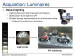 acquisition luminaires1