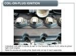 coil on plug ignition3