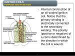 ignition coils purpose and function1