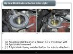 optical distributors do not like light1