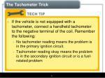 the tachometer trick1