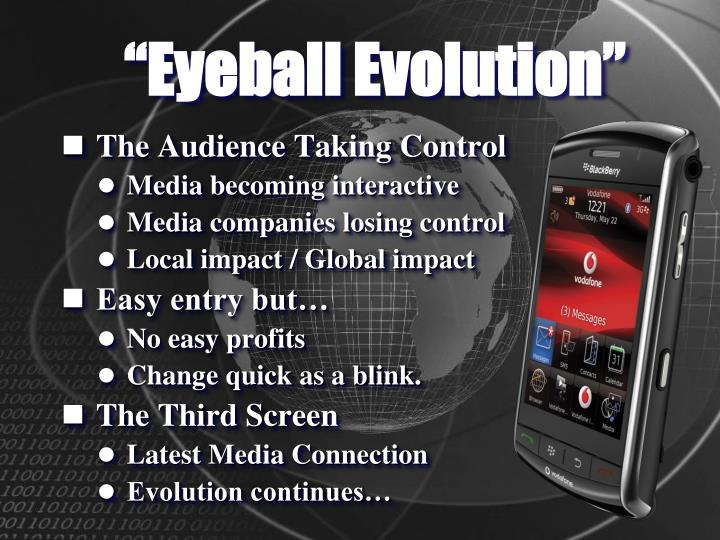 """Eyeball Evolution"""