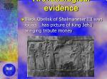 archaeological evidence4