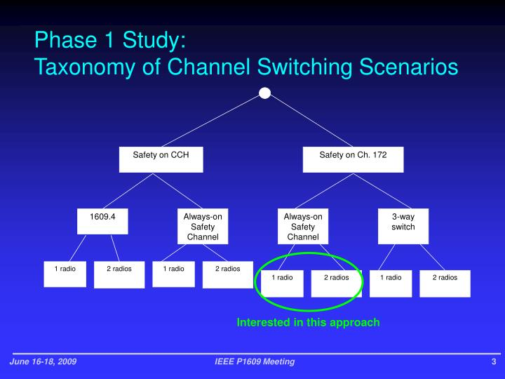 PPT VSCA MultiChannel Operation Investigation An update to IEEE