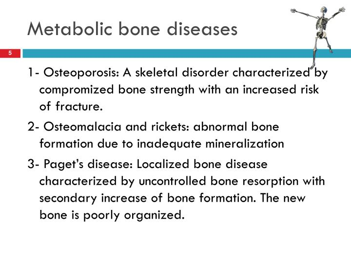 PPT - Drug treatment of metabolic bone diseases PowerPoint ...