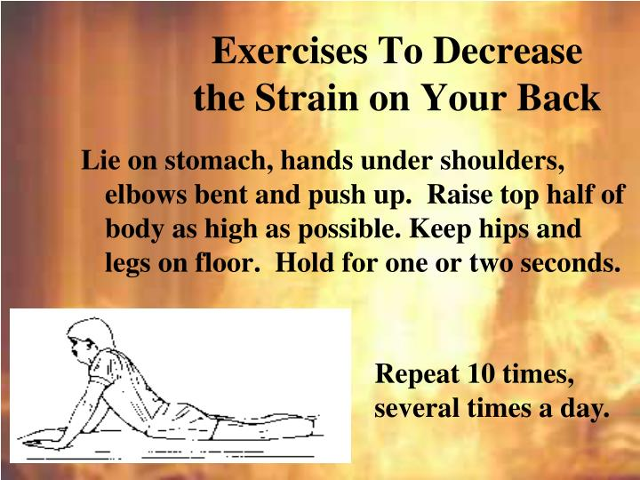 Exercises To Decrease