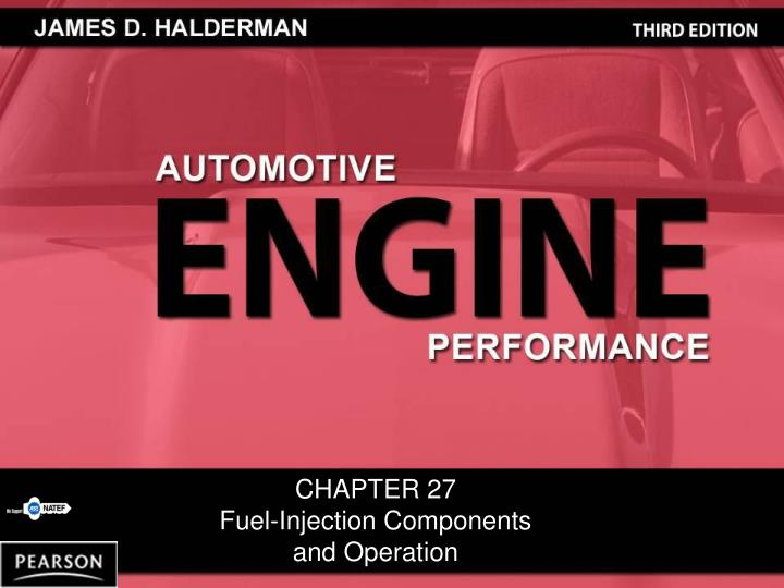 chapter 27 fuel injection components and operation n.
