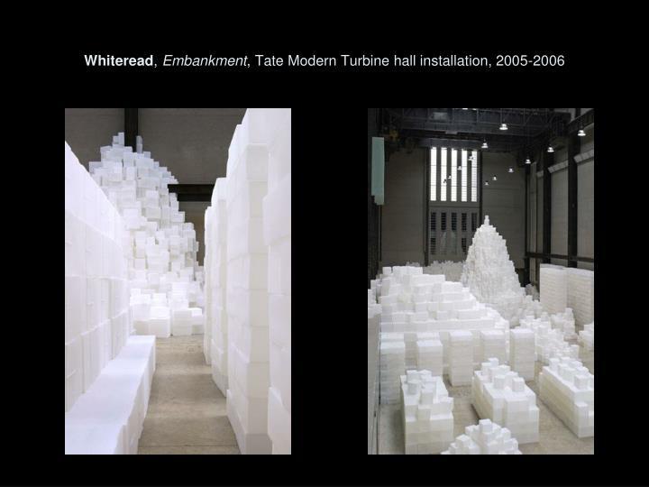 Whiteread
