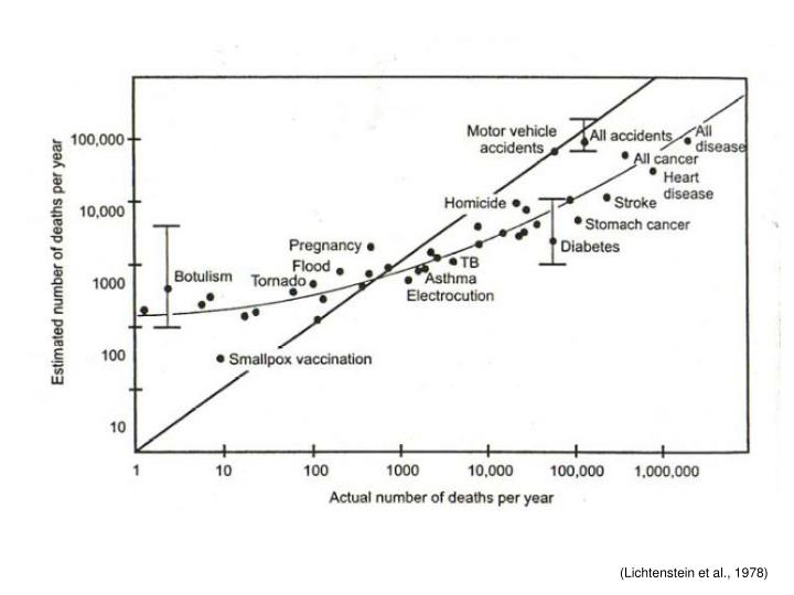 (Lichtenstein et al., 1978)