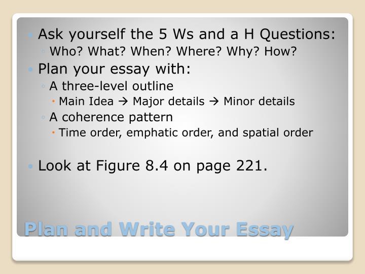 confident writing essay