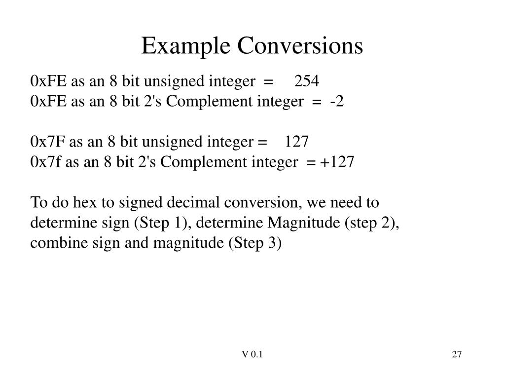 PPT - Extended Precision Operations PowerPoint Presentation