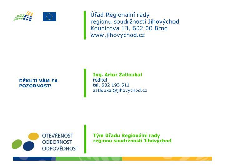 Úřad Regionální rady
