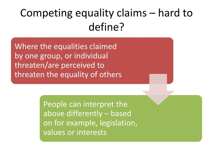 define equality Definition of disablity under the equality act 2010 (please see above link to the  govuk for the full definition under the equality act 2010).