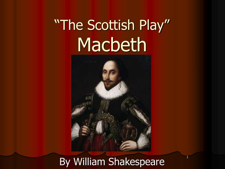 """a summary of william shakespeares play macbeth William shakespeare's macbeth macbeth was a """"butcher"""", however he became that way as a result of lady macbeth lady macbeth was a fiend-like queen whose evilness declined after the murders in the end of the play, however, macbeth's transformation was complete and he was a butcher."""