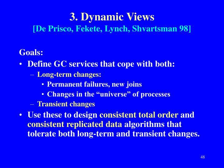 3. Dynamic Views