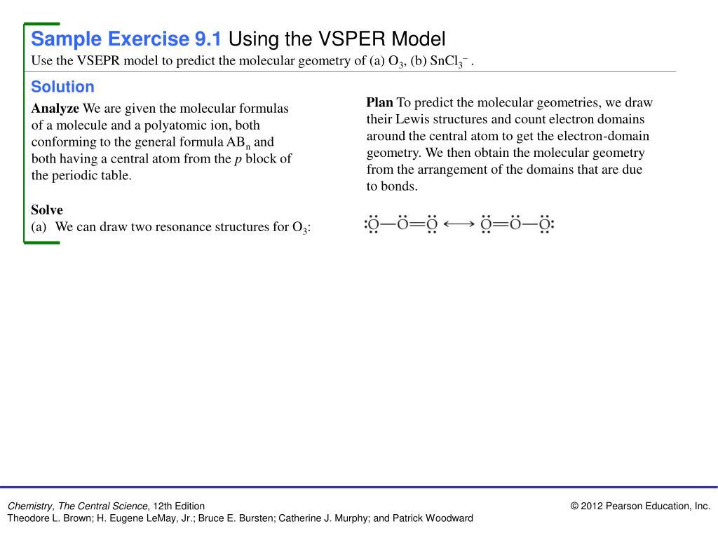 PPT - Sample Exercise 9 1 Using the VSPER Model PowerPoint