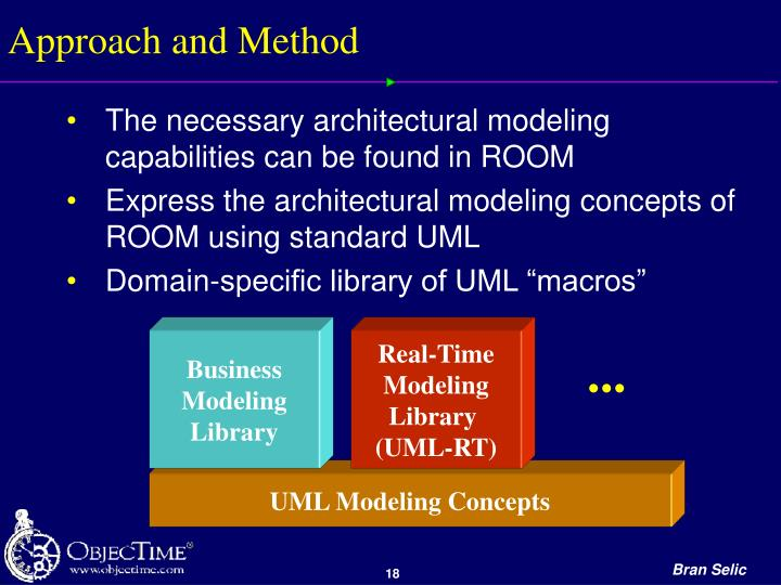 Approach and Method