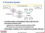 a three bus system