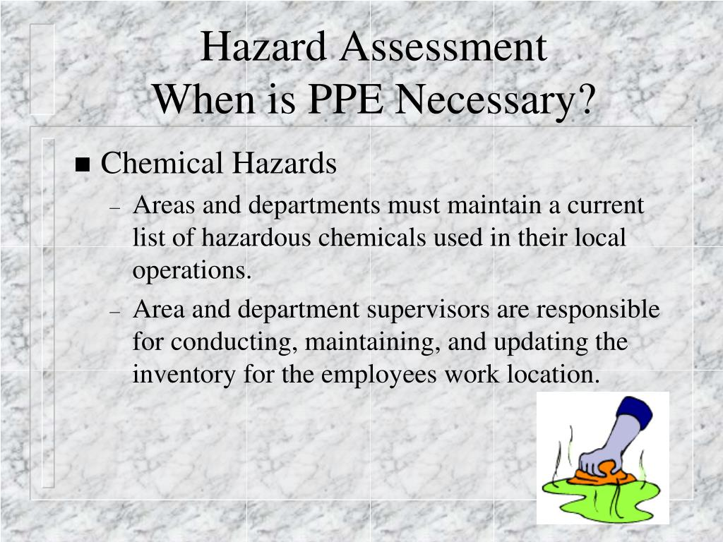 PPT - PERSONAL PROTECTIVE EQUIPMENT (PPE) TRAINING PART 2