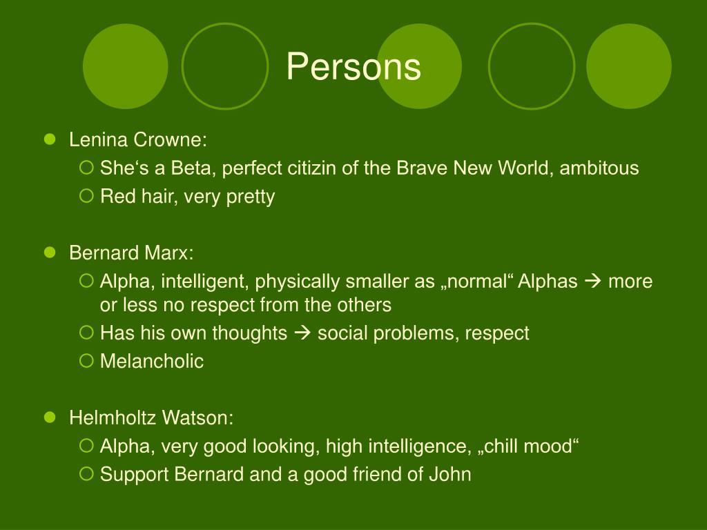 PPT - Brave New World PowerPoint Presentation - ID:3781798