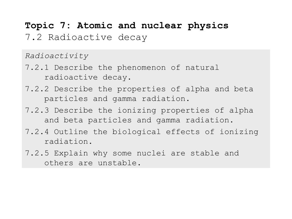 How to find radioactive dating powerpoint