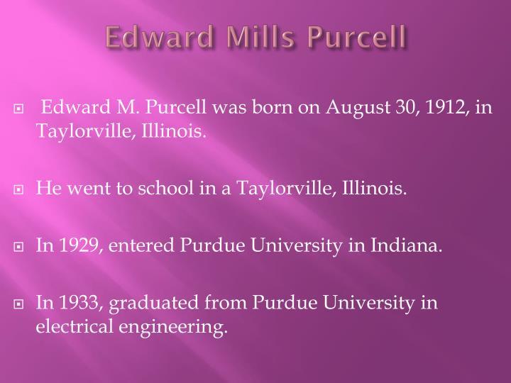 Edward mills purcell1