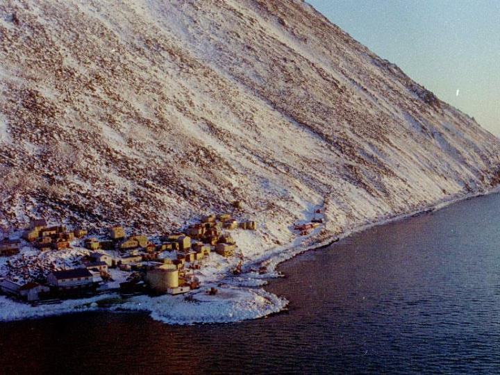 Diomede - Now THIS is Rural...