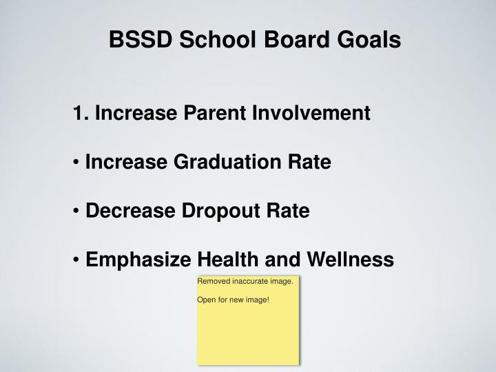 BSSD School Board Goals