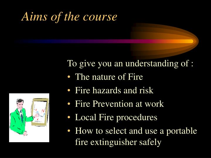 Aims of the course