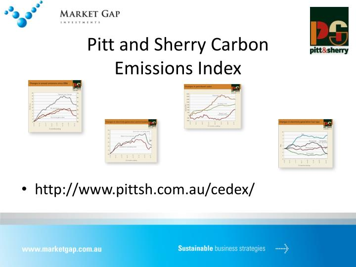 Pitt and Sherry Carbon