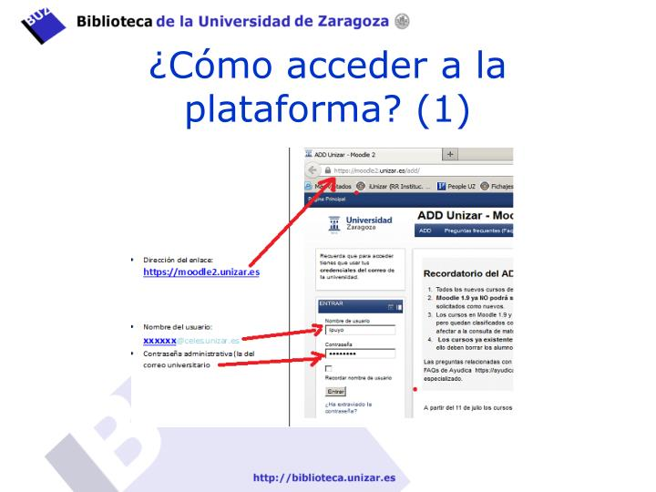 ¿Cómo acceder a la plataforma? (1)
