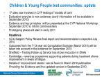 children young people test communities update1