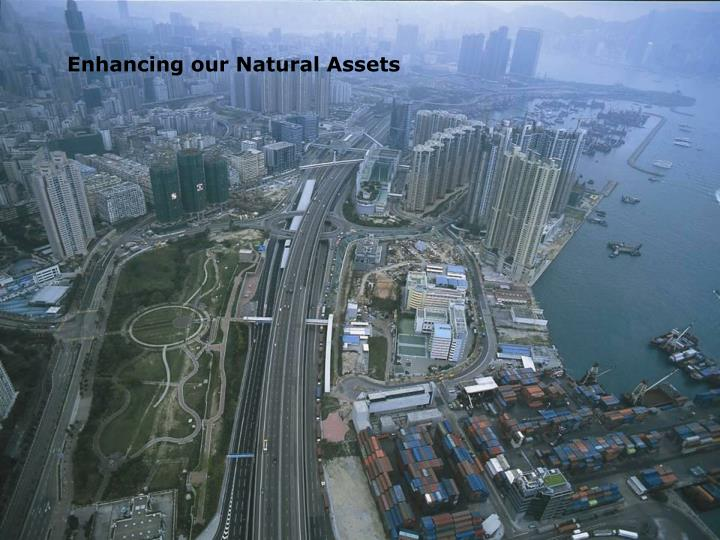 Enhancing our Natural Assets