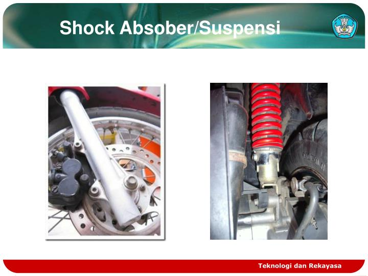 Shock Absober/Suspensi