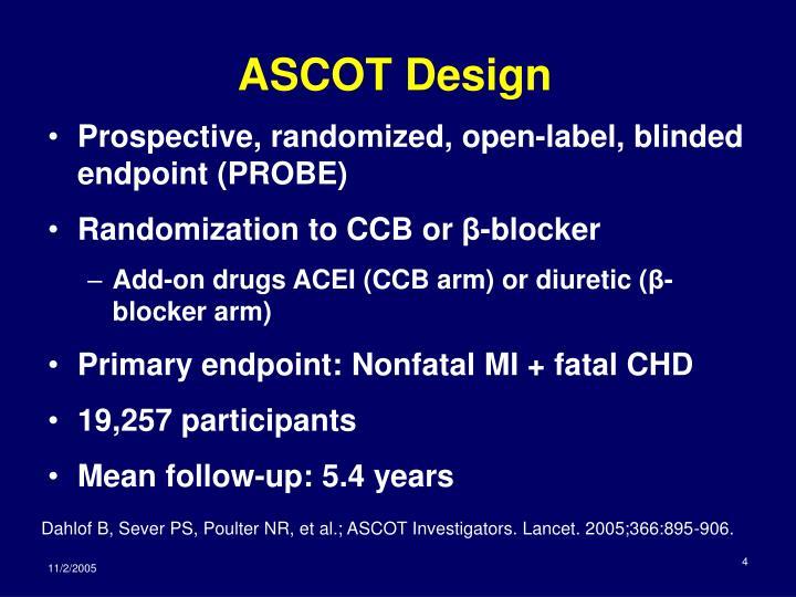 ASCOT Design