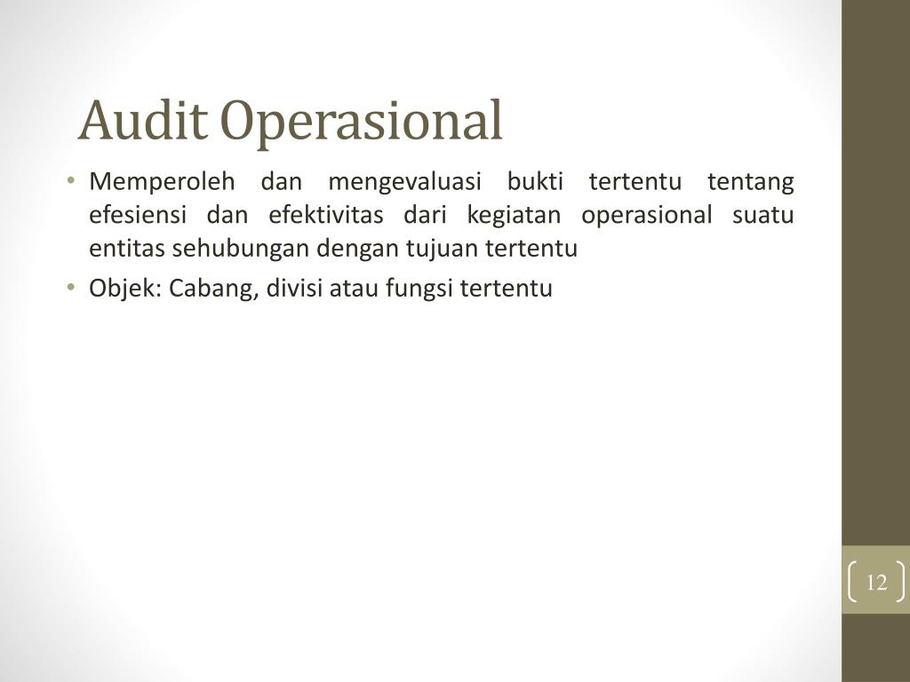 Ppt Auditing 1 Powerpoint Presentation Free Download Id 3784074