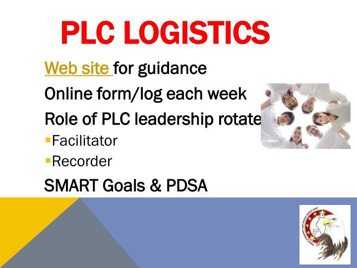 PLC Logistics
